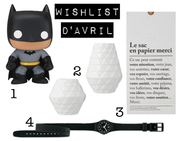 wishlist avril 2014