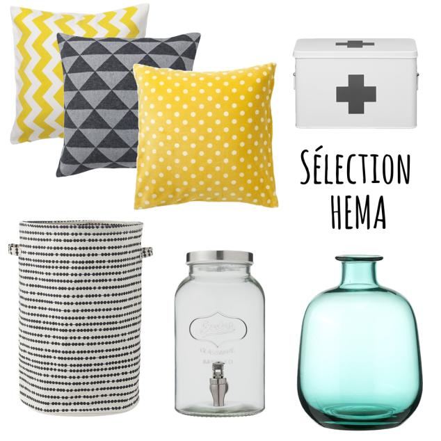 sélection hema