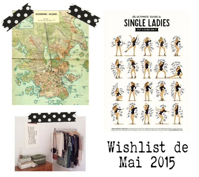 wishlist mai 2015