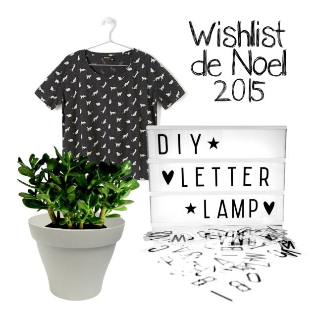 wishlist noël 2015
